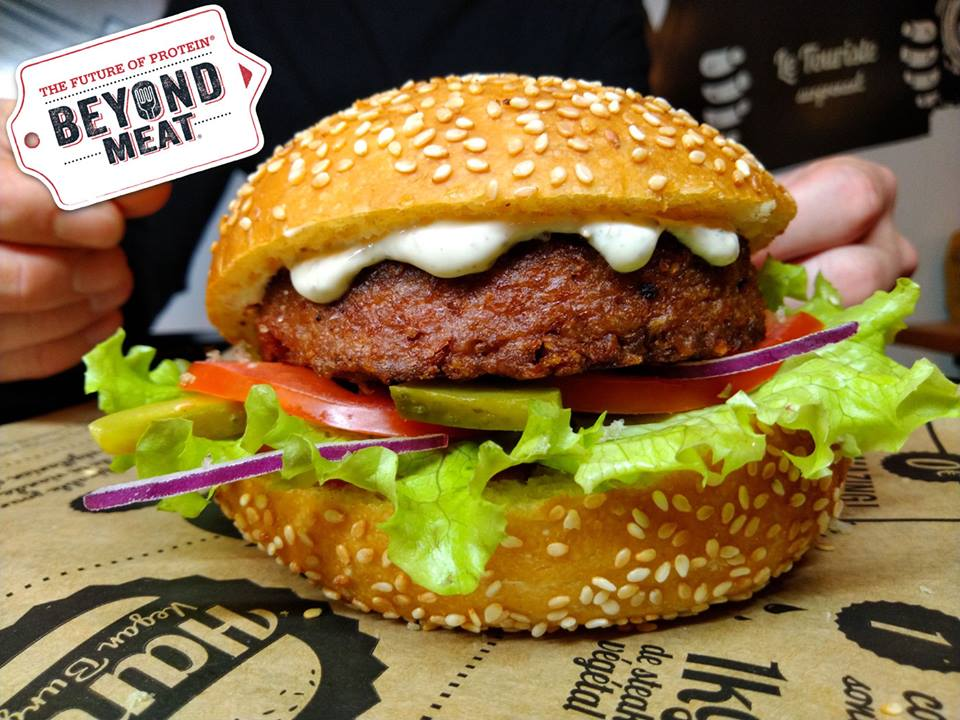 Beyond Meat in France